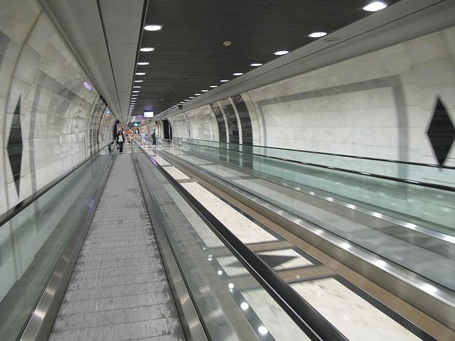 הרכבת הקלה הדמיית תחנה